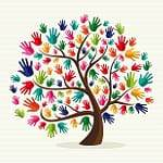 Empresas que prestan servicios solidarios y asociaciones