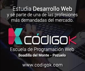 CodigoK - Escuela de Programación Web