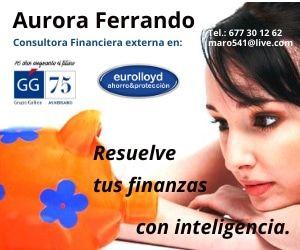 Aurora Ferrando - Consultora Financiera