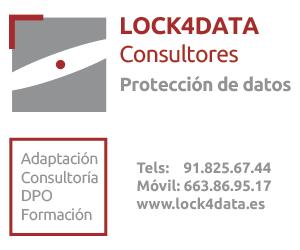 LOCK4DATA Consultores Protección de datos
